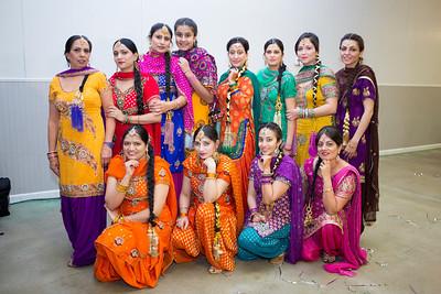Sukh (Lady Sangeet)