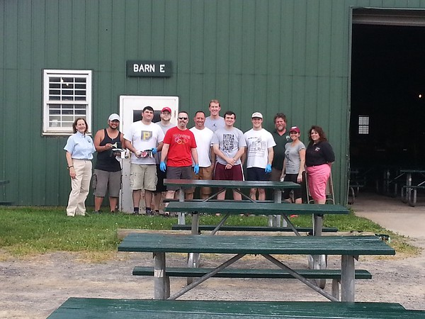 VMware Gives Back to FFx County Parks