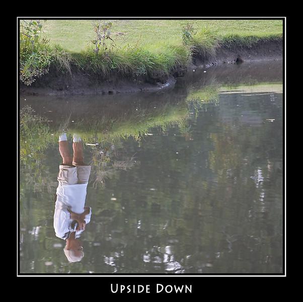 Upside Down ©John Green