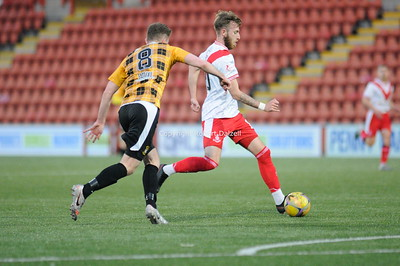 Airdrieonians v East Fife (2.0) 20 4 21