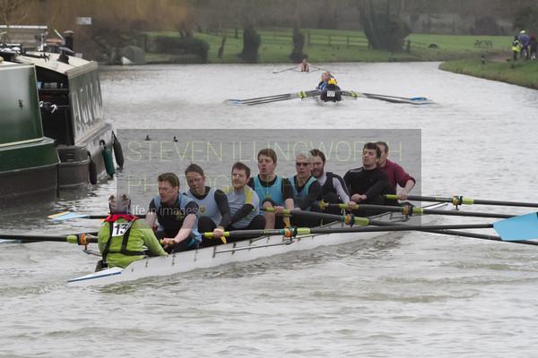 Cambridge Head to Head Jan 2014