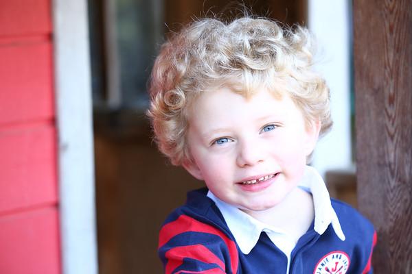 Peter Preschool Three Years Old