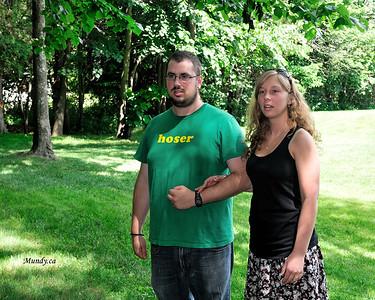 Gary & Becca