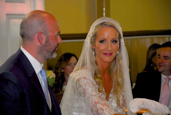 Sue's Summer wedding