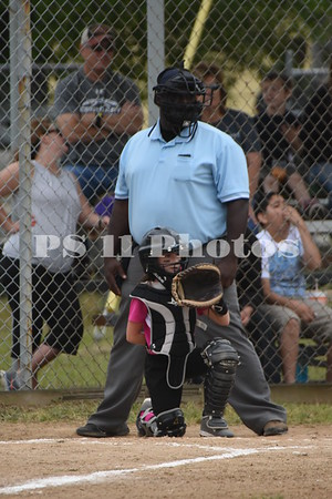 10U Softball Trinity at Corrigan