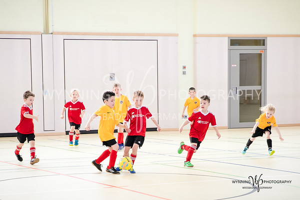 U7 - Wiesbaden vs. SG Sickingen