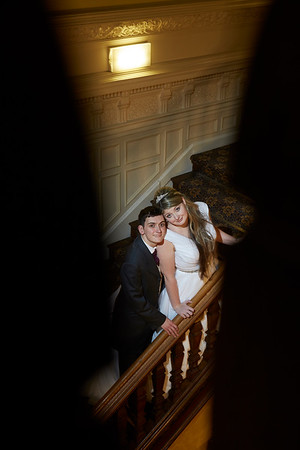 Brooke & Alex - Dumbleton Hall