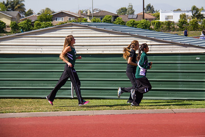 04-08-13 Track vs Calvary at GWC