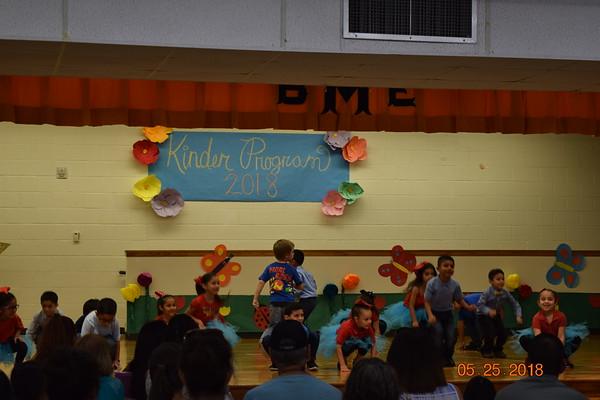 Kinder End of Year Program