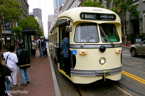 Light Rail, Street Cars, and Subways