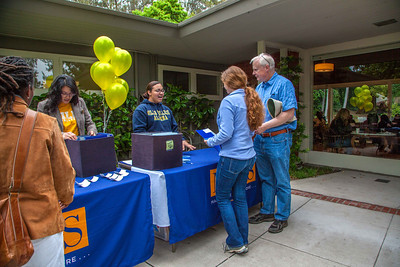 Bea's First Day At Mills College