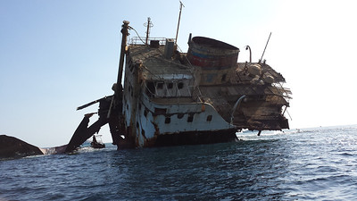 Gulf of Aqaba 2013.