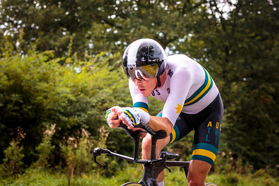 25/9/19: Elite Men's Individual Time Trial - Road Cycling World Championships Yorkshire 2019