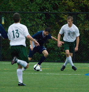 2008-10-03 Varsity Soccer