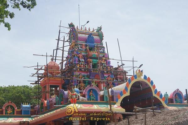 அனலைதீவு மணோன்மணி அம்பாள் ஆலய மஹாகும்பாவிஷேகம்-2018-06-24