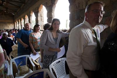 Kenya - Sunday visit to church near Embu 3-18-12