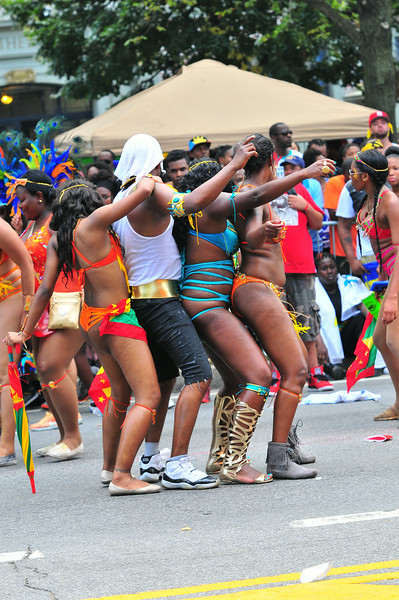 BROOKLYN'S WEST INDIAN LABOR DAY PARADE CARIBBEAN CARNIVAL