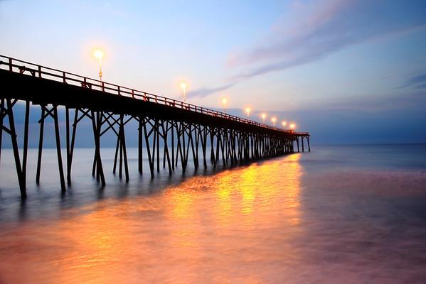 Sunrises at Carolina Beach