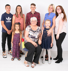 Katy & family
