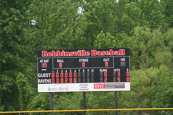 Varsity vs Robbinsville