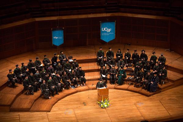 UCSF Medical School Graduation 2015