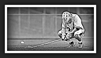 Being one of the senior captains, on the final game of your high school lacrosse career, makes for a hard loss on more than one level.