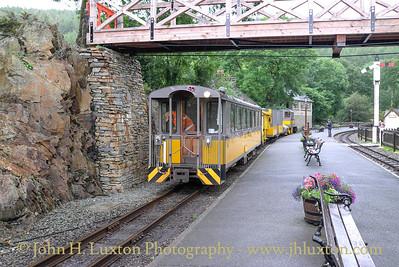 Ffestiniog Railway 2012