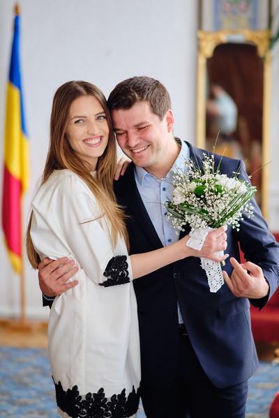 Cununie civilă Alexandra & Victor