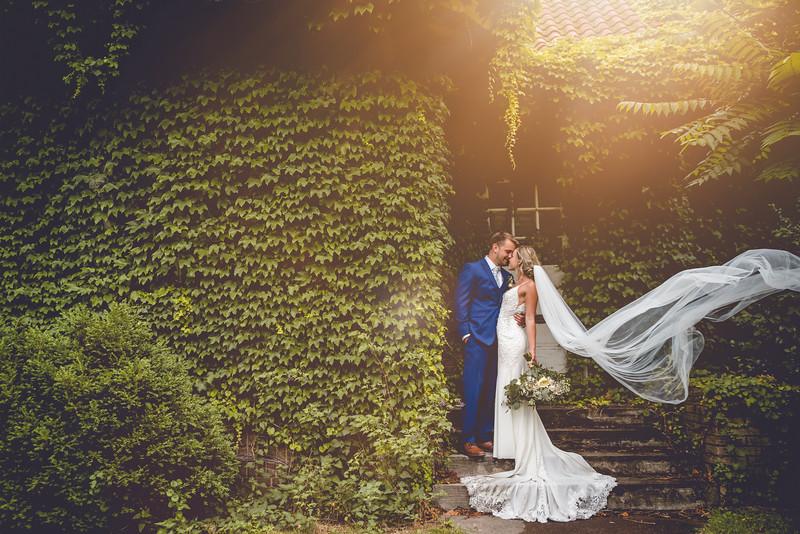 Mr. & Mrs. Griffin l A Cleveland Nuevo Wedding