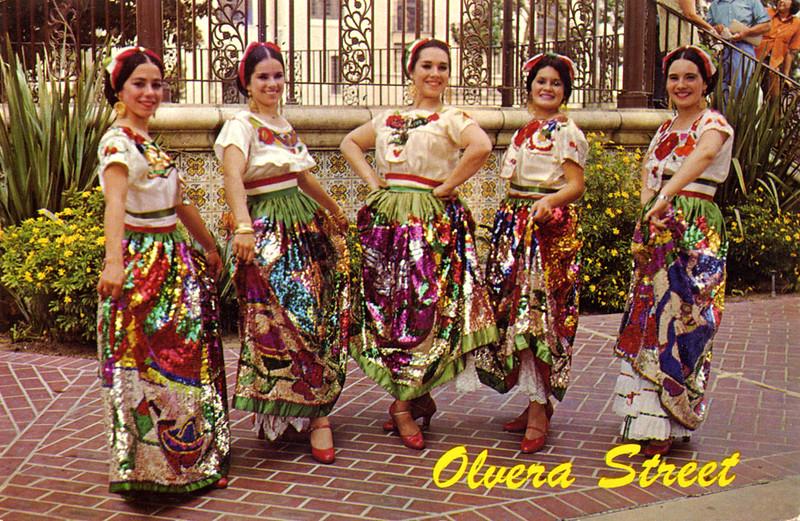Olvera Street Dancers