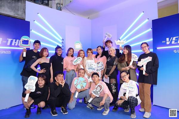 UC DANCE SPACE | LAUNCH PARTY instant print photo booth @ HCMC | Chụp ảnh in hình lấy li�n Sự kiện tại TP HCM | Photobooth Saigon