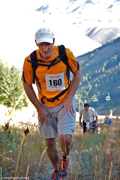 Baldy Hill Climb (2012) - Hike