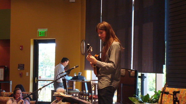 Instrumentalists @ the Plaza-Jason Bailey August 23, 2011