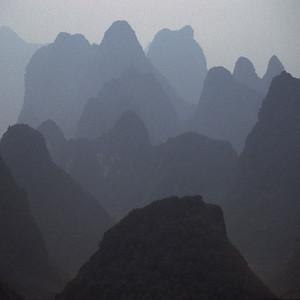 1992 - Fujian and Guilin, China