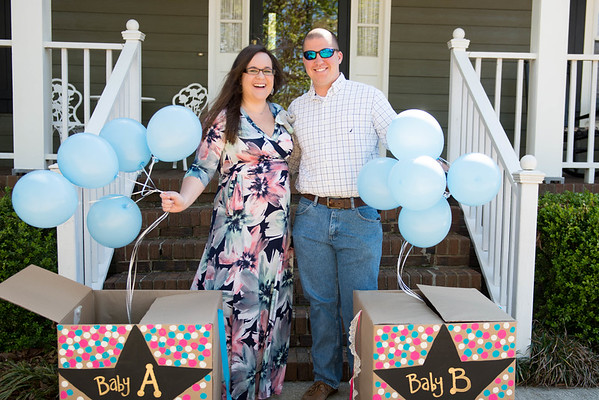 Justin and Brittney's Gender Reveal Party