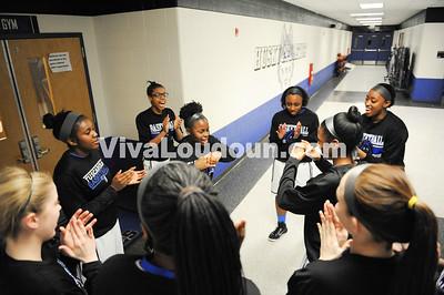 Girls Basketball Wakefield vs Tuscarora 2.28.15 (by Gary Sousa)