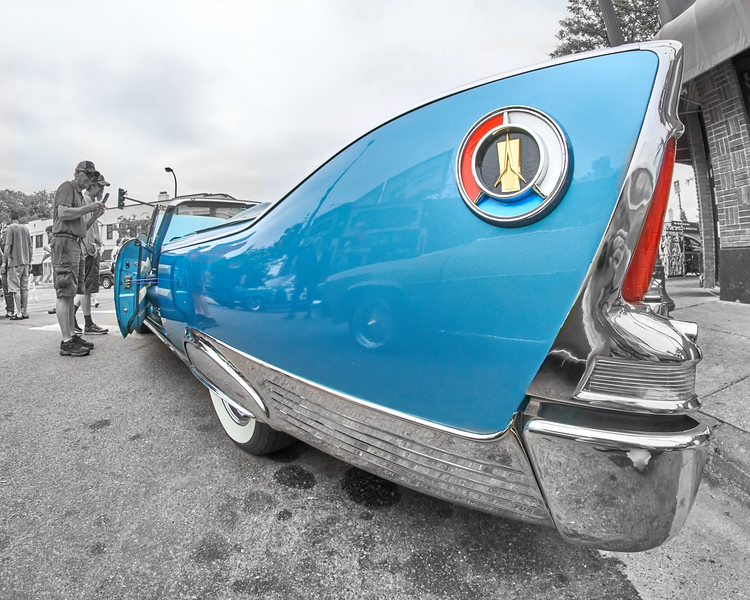 1960 Plymouth Fury Tailfin