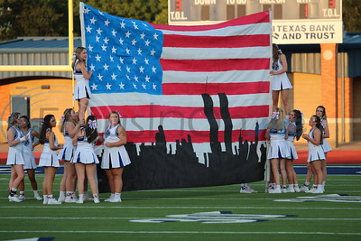 Lindale High School Football vs Van High School by Kirsten Leaks & Cori Smith