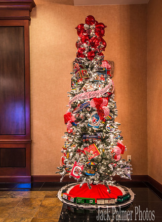 'HELPING HANDS' Christmas Tree Event @ Hilton/Rockwall.