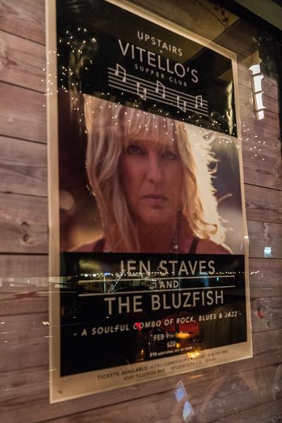 Jen Staves at Vitello's