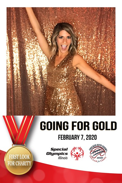 Going For Gold - First Look For Charity (02/07/20)