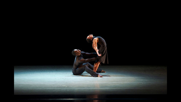 ALVIN AILEY DANCE VIDEO