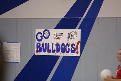 2009 FHS Varsity VB vs Bella Vista 09-01-09