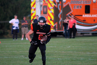 Mineral Point @ Dodgeville Football  8-30-19