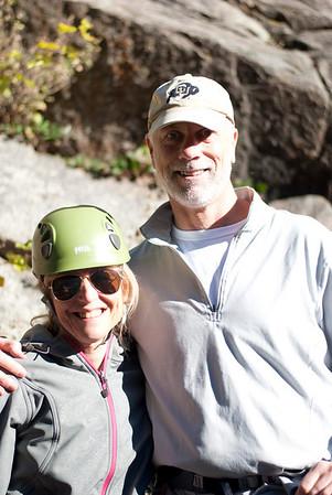 Climbing Trip: October 2013