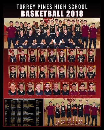 Boys Basketball Poster 2018
