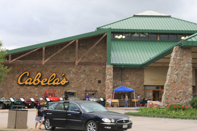 01 - Trip Out - First Cabelas