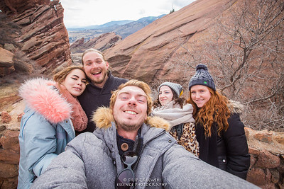 The Fam Goes to Colorado