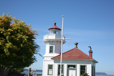 Friday Harbor to Seattle Trip Sept 2012