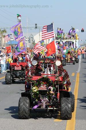 Orange Beach Mardi Gras Parade-2009